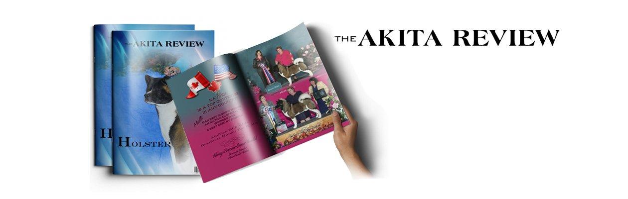 Akita Review