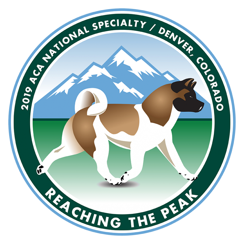 2019 National Specialty logo